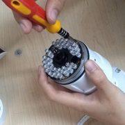 Cách khắc phục camera bj mất tín hiệu