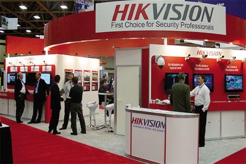 Camera hikvision thương hiệu hàng đầu thế giới