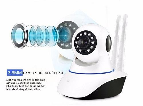 Camera ip yoosee chất lượng cao, tích hợp nhiều tính năng hiện đại