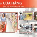 Những lợi ích khi lắp đặt camera cho cửa hàng tạp hóa