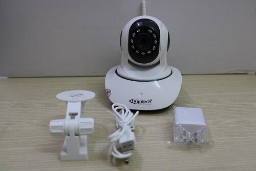 Camera IP Wifi 1.3MP Vantech 6300 chính hãng