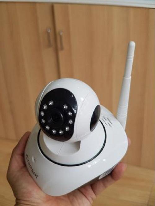 Tính năng hiện đại camera IP Wifi 2.0MP Vantech 6300