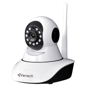 Camera IP Wifi 2.0MP Vantech 6300